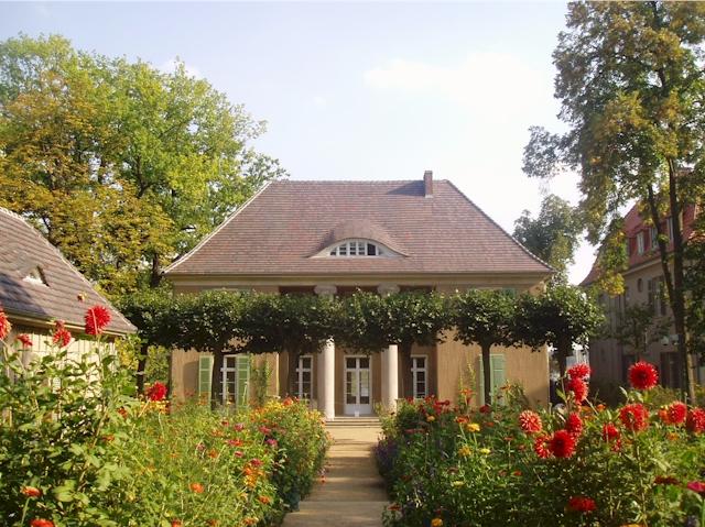 Die traumhaft schöne Liebermann Villa im Berliner Bezirk Steglitz-Zehlendorf (Foto:  Liebermann Villa)