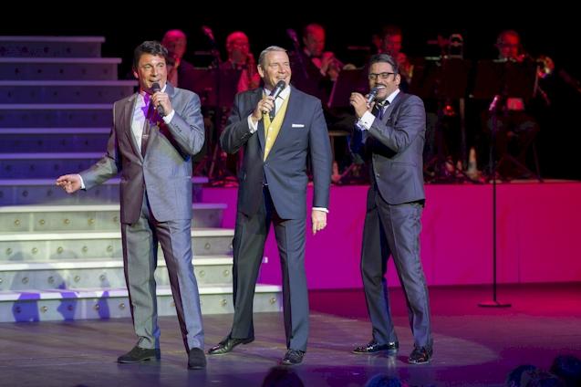 Die drei außergewöhnlichen Darsteller Stephen Triffit, Mark Adams und George Daniel Long. (Foto: Promo)