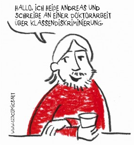 Autor Andreas Kemper (Foto: 123comics.net)