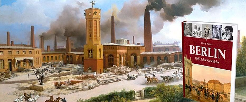 Autor Henry Werner: Berlin - 1000 Jahre Geschichte (Fotorechte: Stiftung Stadtmuseum Berlin)