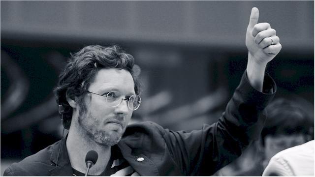 Der ambitionierte Grünen-Abgeordnete Jan Philipp Albrecht (MdEP) (Foto: ©Indi Film - Dieter Stürmer)