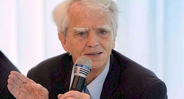 Hans-Christian  Ströbele beklagt die Haltung der Bundesregierung (Foto: Heinrich-Böll-Stiftung)