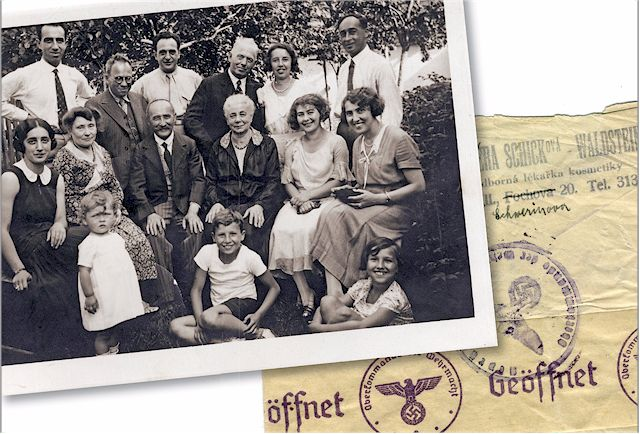 Helen Waldstein Wilkes findet alte Briefe und entdeckt eine verschwundene Welt. (Foto: H. Wilkes)