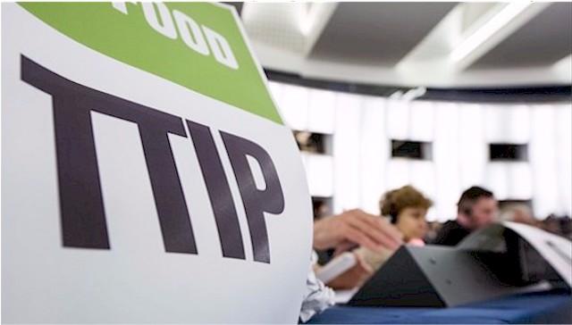 Das Freihandelsabkommen TTIP erneut massiv in der Kritik (Foto: European Parliament)