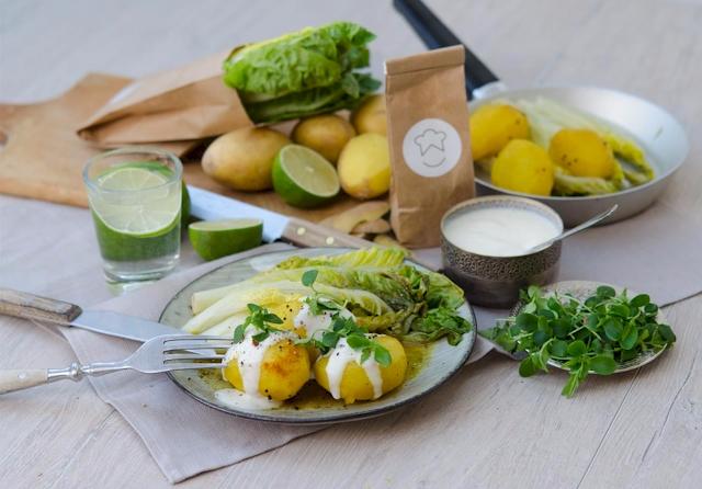Gesunde Ernähung liegt ganz im Trend (Foto: Home eat Home)