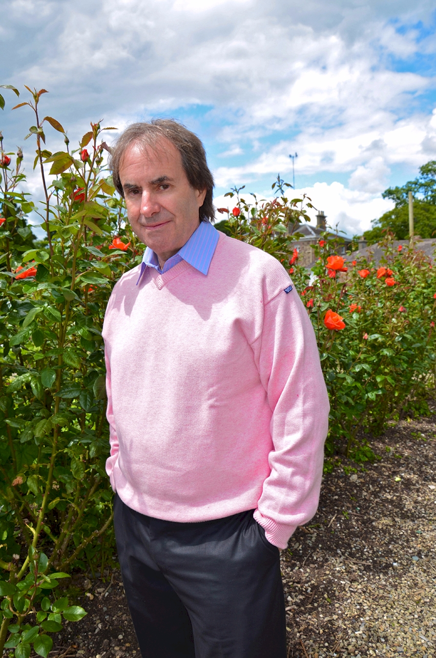 Chris de Burgh am 21. udn 25. Juli 2016 in Berlin (Foto: KBK GmbH)