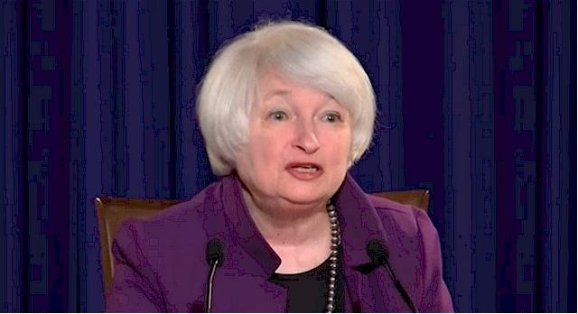 FED-Chefin Yellen zeigt sich wankelmütig.   (Foto: Federal Research)