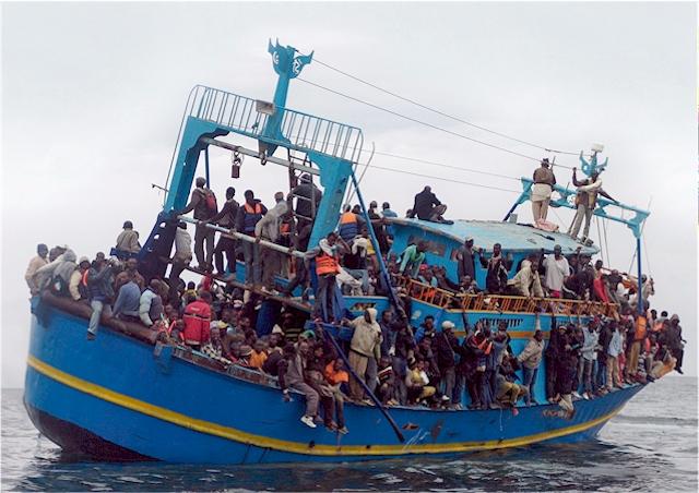 Es geht um eine humanitäre Flüchtlingspolitik und ein solidarisches Europa. (Foto: K&S Verlag)