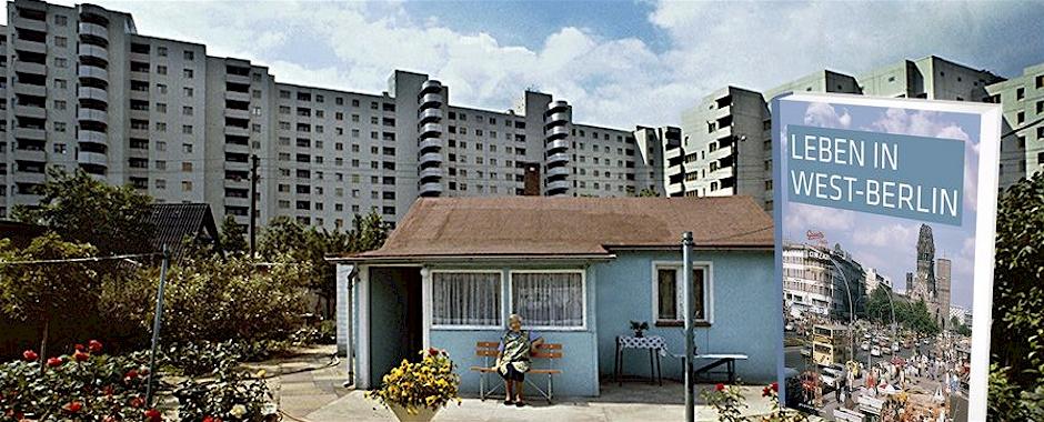 Insel-Leben in der Zweit von 1949 bis 1990 (Foto: Picture-Alliance)