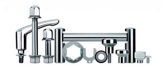 Spezielle Edelstahlkomponenten in Hygienic Design und Hygienic USIT (Foto: NovoNox)