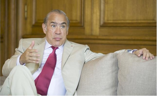 OECD-Generalsekretär Angel Gurría (Foto: OECD)