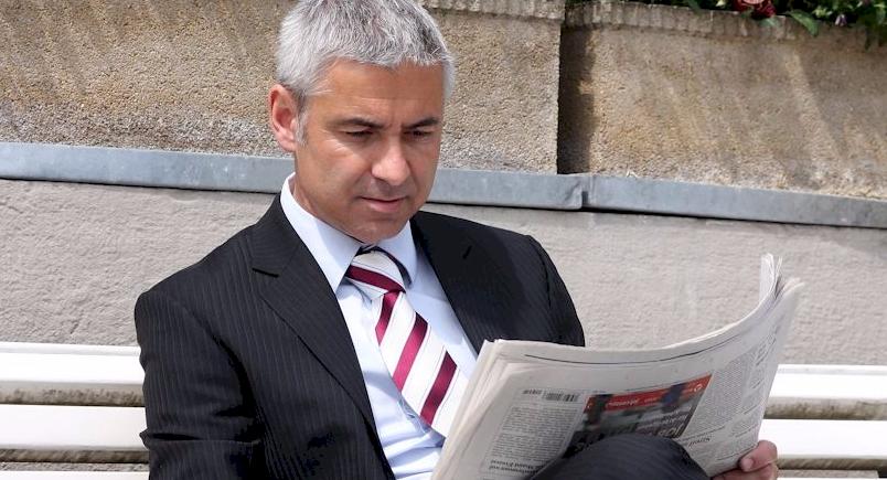 Spreezeitung mit der aktuellen Presseschau
