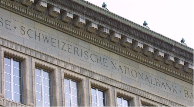 Schweizerische Nationalbank in Zürich (Foto: SNB)