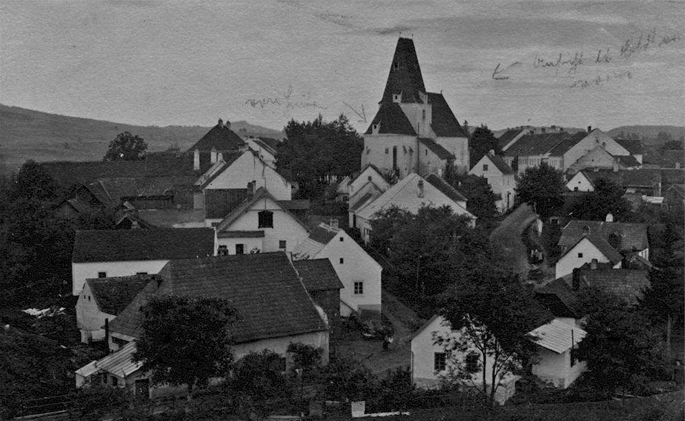 Aus der Heimat Strobnitz/Horni Stropnice ins Exzil nach Kananda (Foto: H. Wilkes)