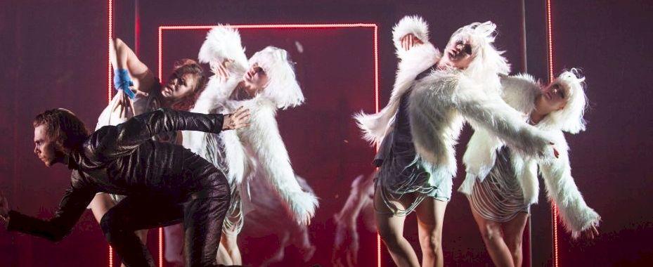 Eine kühne Vision modernen Tanztheaters (Fotograf: Mats Becker)