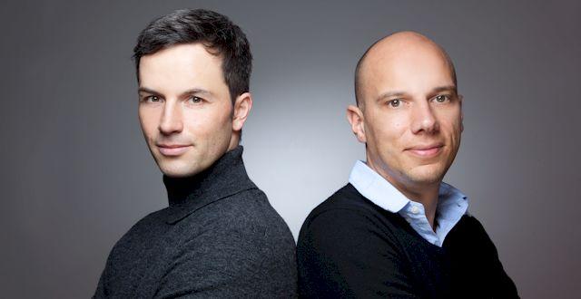 """Die Ökonomen Marc Friedrich und Matthias Weik halten den """"Crash"""" für die Lösung (Foto: Friedrich & Weik)"""