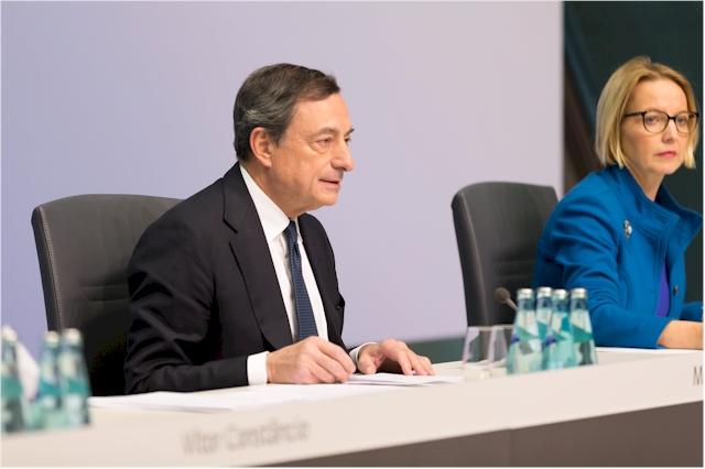 Die aktuelle Ratssitzung brachte nur wenig Neues (Foto: ECB European Central Bank)