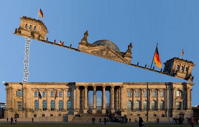 Seit Februar stellt die Bundestagsverwaltung die Gutachten online. (foto: FragDenBundestag.de)