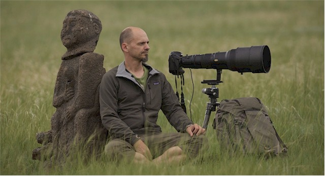 Fotograf Markus Mauthe (Bildquelle: Greenpeace)