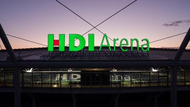 "Foto: obs/Hannover 96 GmbH & Co. KGaA/Talanx AG / Johannes Heine"""