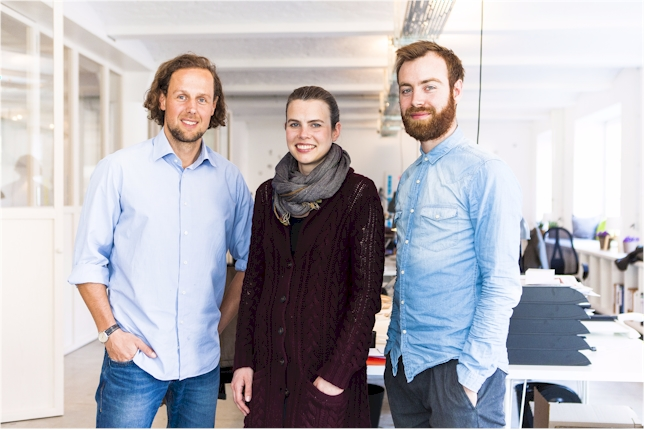 Home eat Home wurde 2014 Sebastian Esser und Friedrich Große-Dunker gegründet. (Foto: Home eat Home)