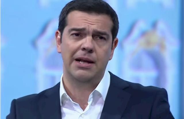 Mit dem anstehenden Referendum will Ministerpräsient Alexis Tsipras das Volk in die weiteren Entscheidungen einbeziehen. (Foto: Screenshot YouTube.com)