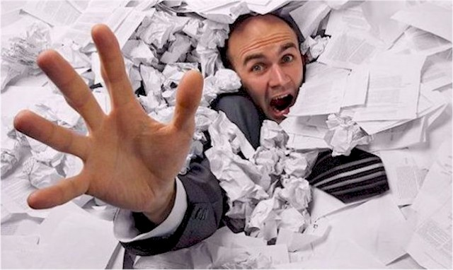 Gechredderte, brisante Dokumente lassen sich wiederherstellen. (Foto: nomadsoul1 / Clipdealer.de)