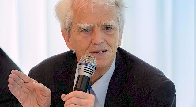 Hans-Christian Ströbele fordert hinsichtlich der US-Selektoren-Liste Klarheit. (Foto: Heinrich-Böll-Stiftung)