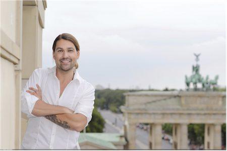 """David Garrett mit """"Greatest Hits Tour 2019"""" in Berlin"""