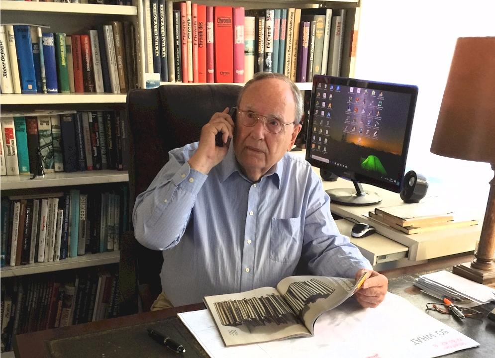 Gerd Heidemann 2018