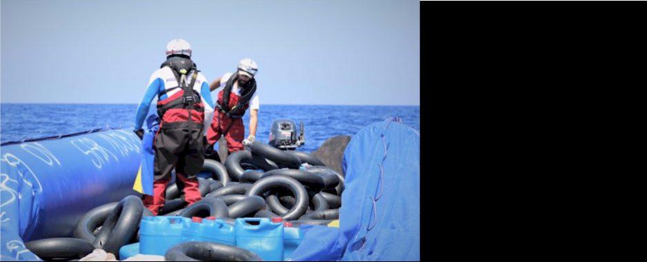 Odyssee der Ocean Viking vorerst beendet