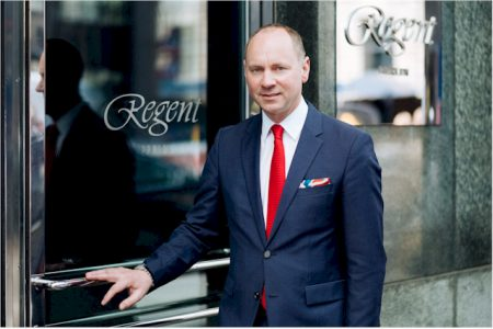 Manager Stefan Athmann verlässt das Regent