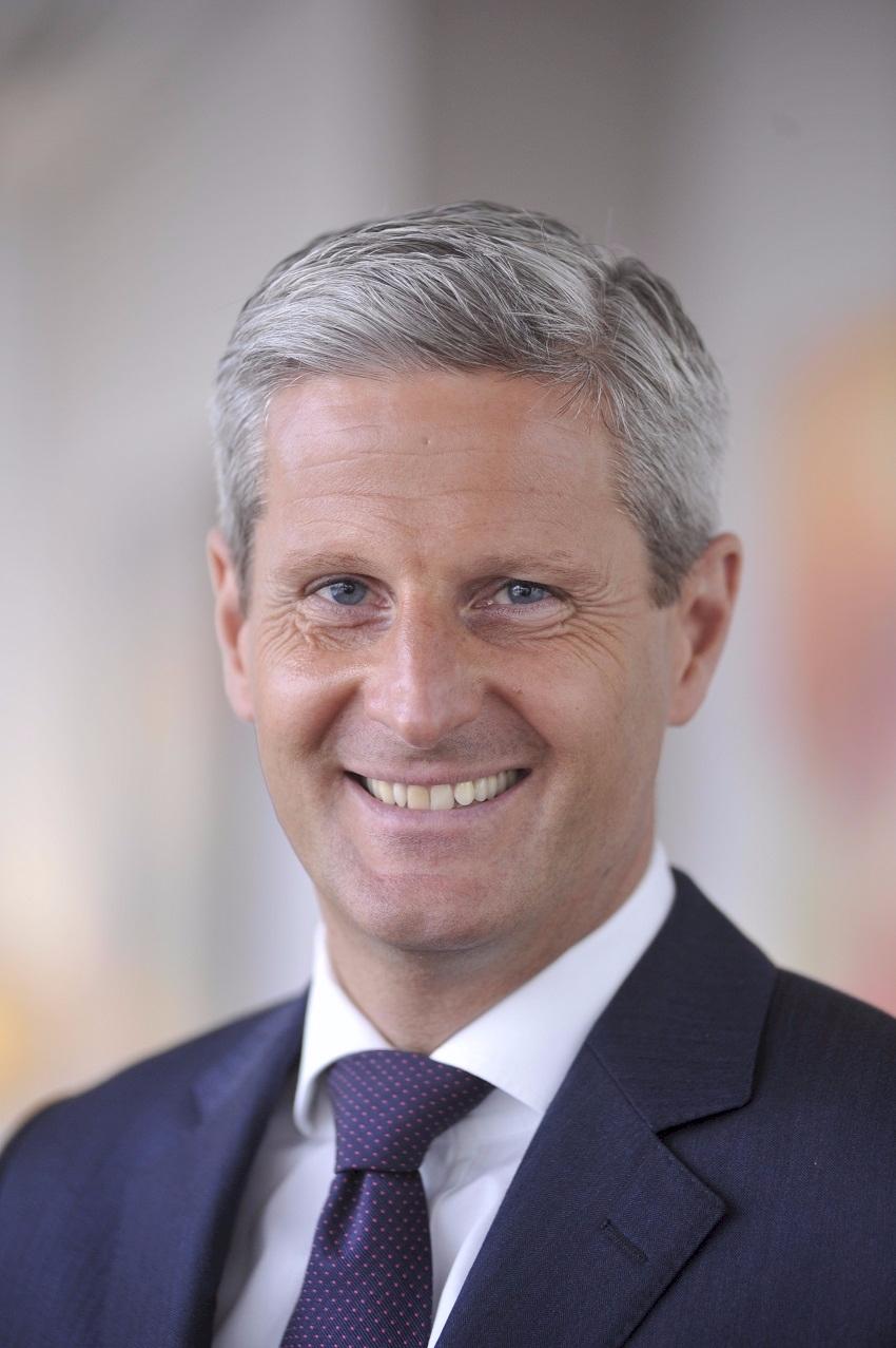Claus Geißlemann. (Foto:  Regent)