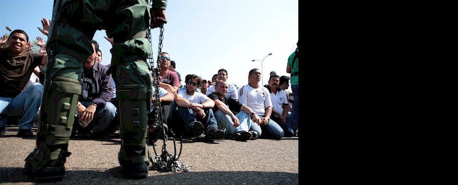 Venezuela: Verletzung der Menschenrechte aufklären