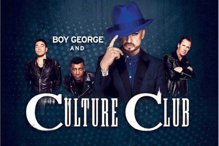 Boy George und Culture Club mit Exklusiv-Konzert in Berlin