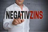 Negativzins, Bank Run und der Kollaps des Finanzsystems